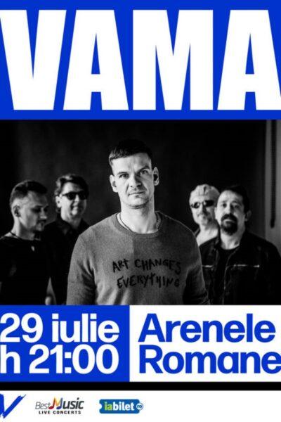 Poster eveniment VAMA