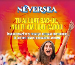 Bac de 10 Neversea