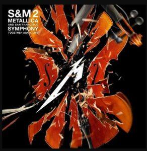 Coperta album Metallica San Francisco Symphony S&M2