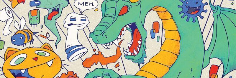 Coperta album Mike Shinoda Dropped Frames Volume 1