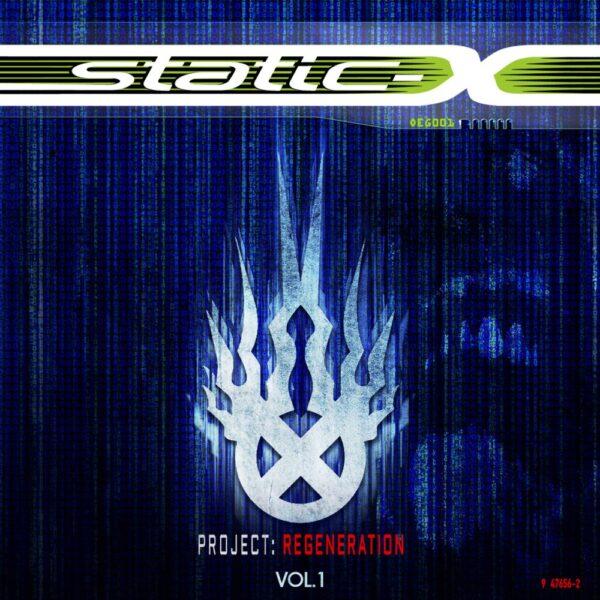 Coperta album Static-X Project Regeneration Volume 1