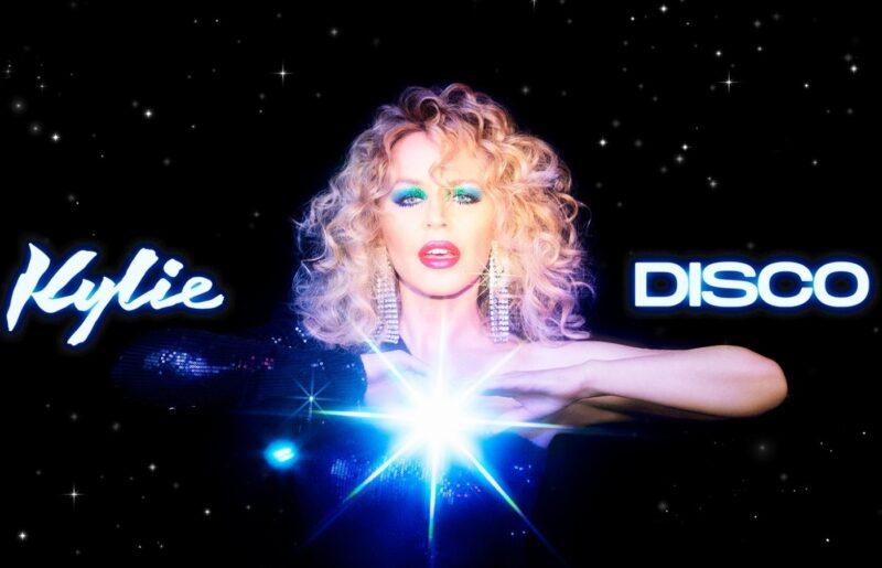 "Artwork ""Disco"" - Kylie Minogue"
