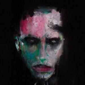 Coperta single Marilyn Manson We Are Chaos