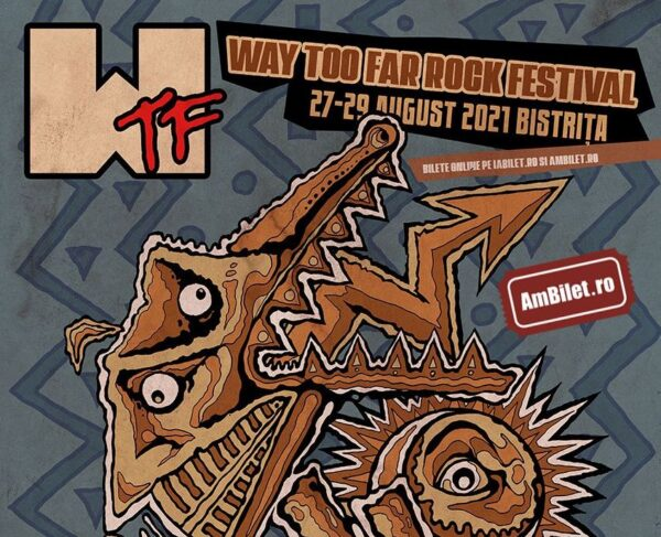 Festival Way Too Far Bistrita 2021