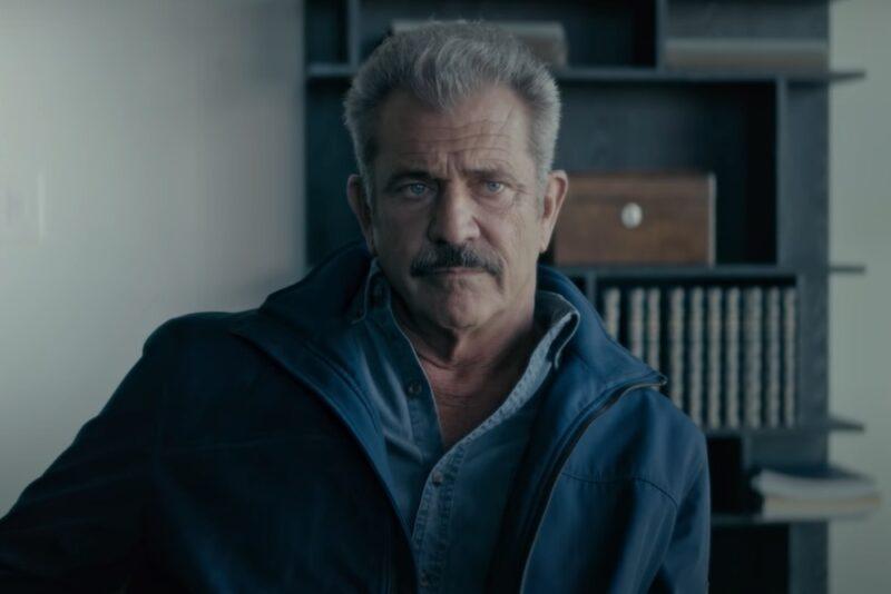 """Mel Gibson în """"Dragged Across Concrete"""" (captură ecran)"""
