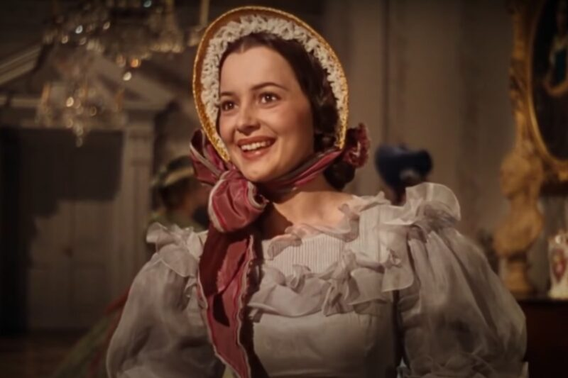 Olivia de Havilland în