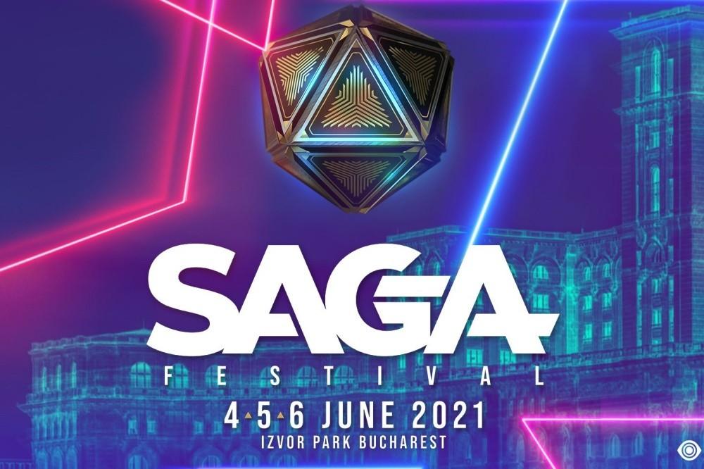 SAGA Festival 2021 la Parcul Izvor