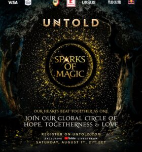 UNTOLD 2020 online Sparks of Magic