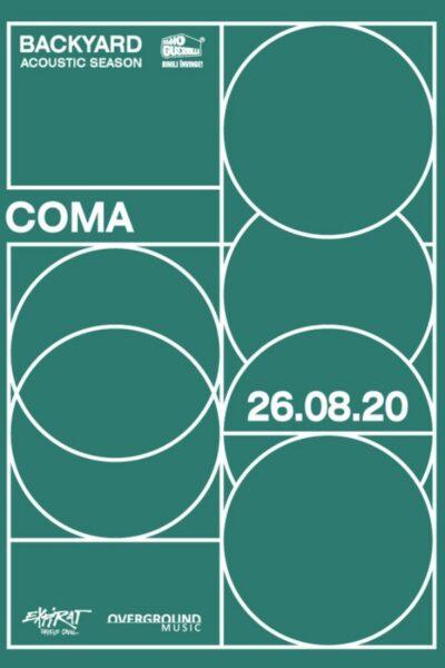 Poster eveniment Coma