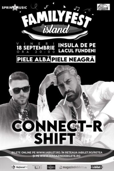 Poster eveniment Connect-R & Shift