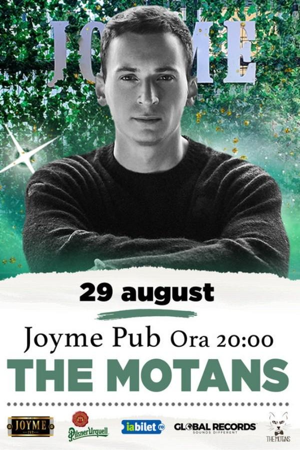 The Motans la Joyme Pub (Sibiu)
