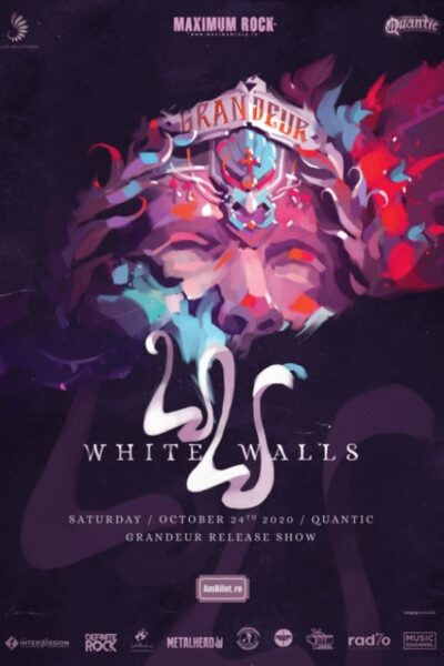 Poster eveniment White Walls