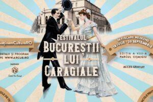 Bucureștii lui Caragiale