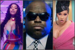 Nicki Minaj / Cee Lo Green / Cardi B