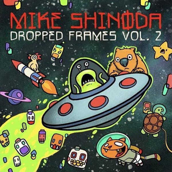 Coperta album Mike Shinoda Dropped Frames Vol 2