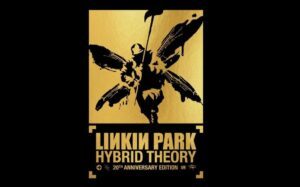 Coperta Linkin Park Hybrid Theory 20th Anniversary Edition