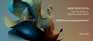 Poster Festivalul George Enescu 2020 Concurs