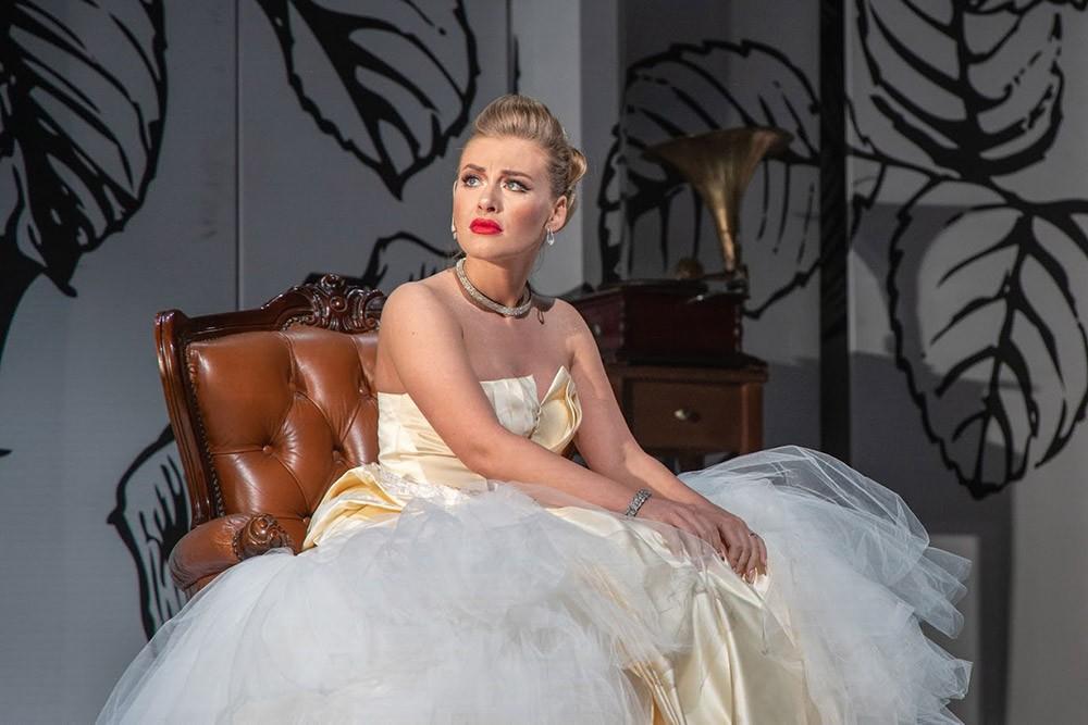 Irina Baianț în premiera My Fair Lady