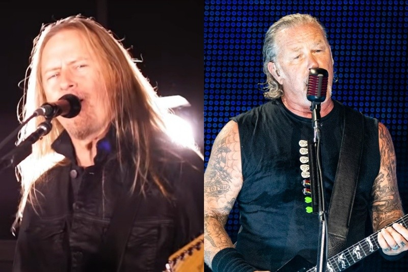 Jerry Cantrell / James Hetfield