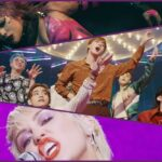 Lady Gaga / BTS / Miley Cyrus