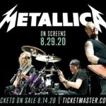 Metallica concert Drive In Nights august 2020