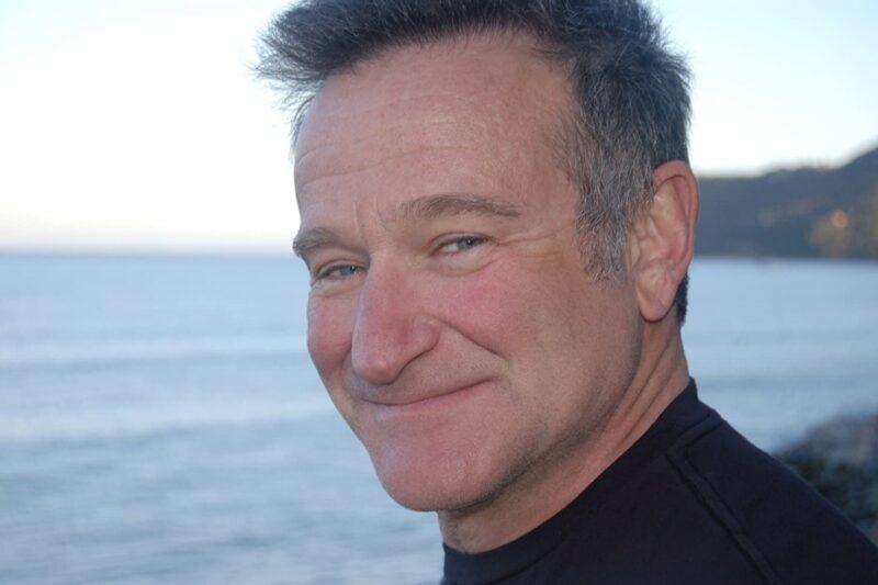 Robin Williams în