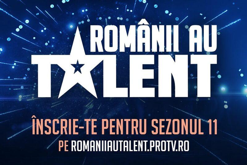 Românii au Talent, sezonul 11