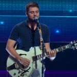 Adrian Petrache în primul episod X Factor 2020 - captură ecran