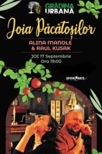 """Alina Manole & Raul Kusak - """"Joia Păcătoșilor"""""""