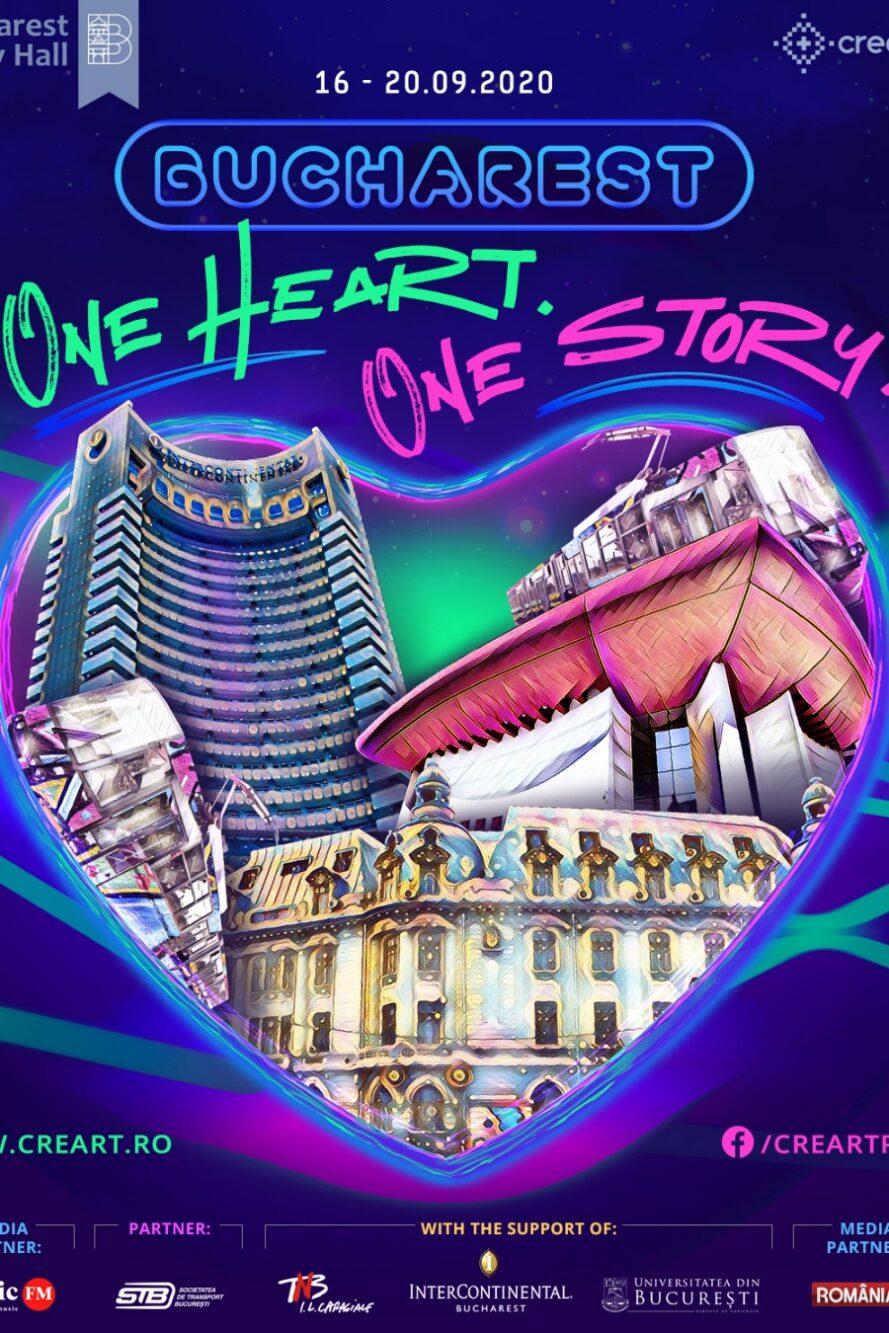 Bucharest - One Heart. One Story. la Teatrul Naţional București