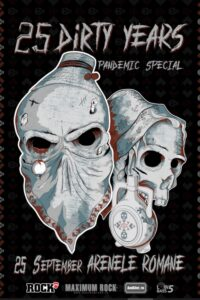 Dirty Shirt - Pandemic Special