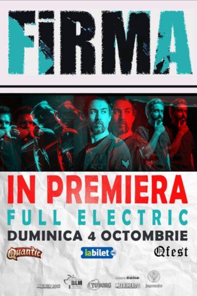 Poster eveniment FiRMA