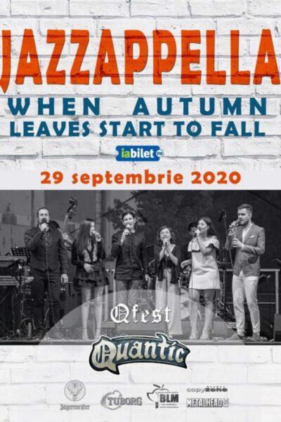 Poster eveniment Jazzappella
