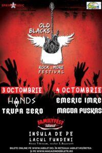 Old Blacks Rock & More Festival 2020