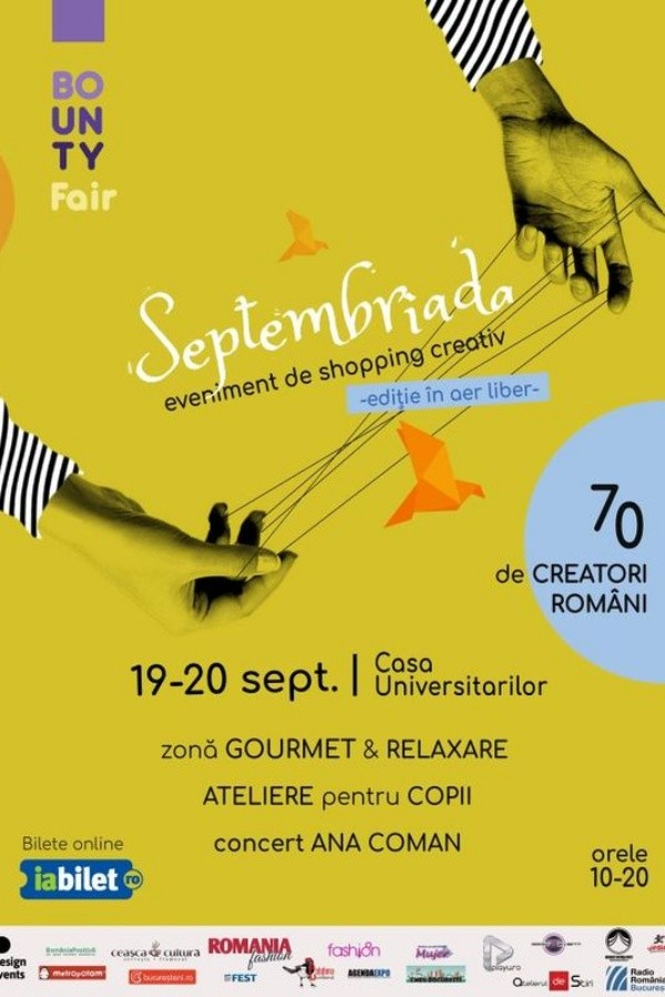 Septembriada - Bounty Fair la Casa Universitarilor