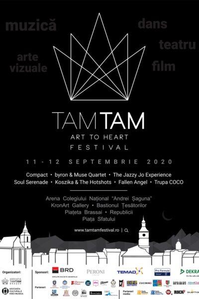 Poster eveniment TAMTAM Festival 2020
