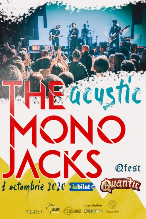 The Mono Jacks acustic la Quantic Club