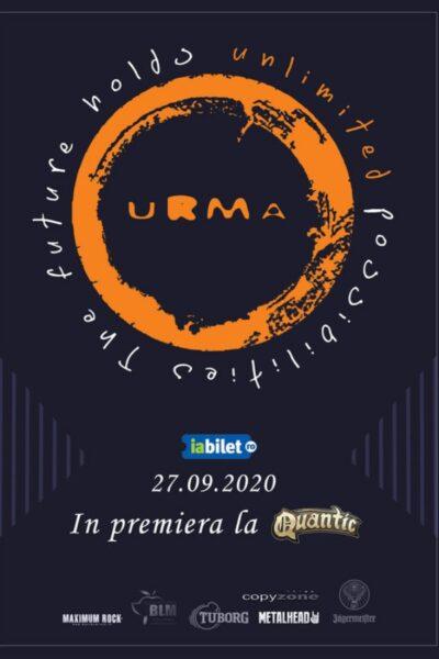 Poster eveniment URMA