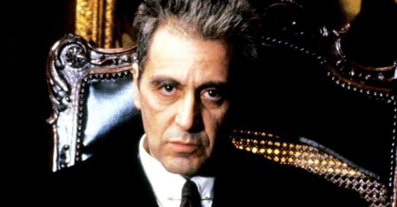 Al Pacino Michael Corleone Godfather 3