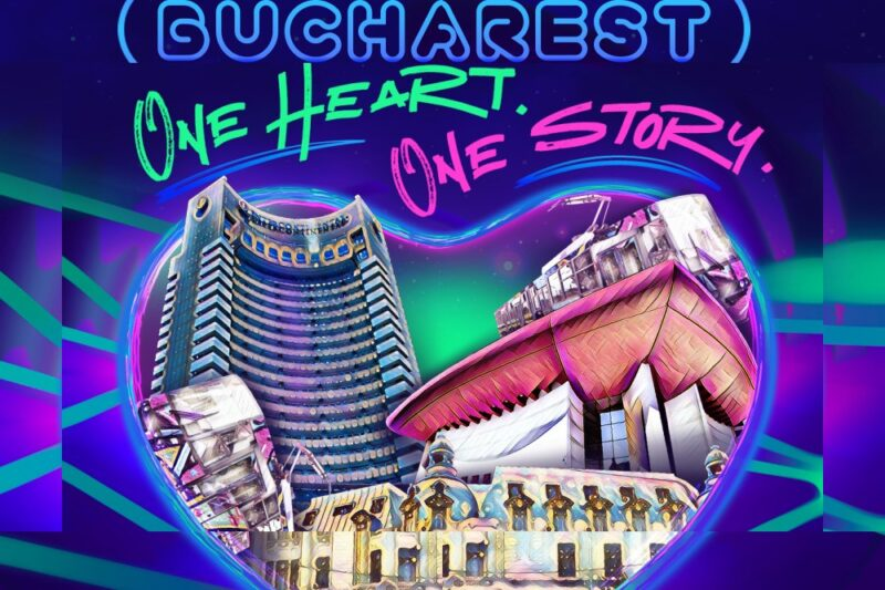 Bucharest - One Heart. One Story
