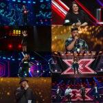 Concurenții care au trecut de cel de-al doilea episod X Factor 2020 - captură ecran
