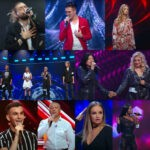 Concurenții care au trecut de cel de-al treilea episod X Factor 2020 - captură ecran