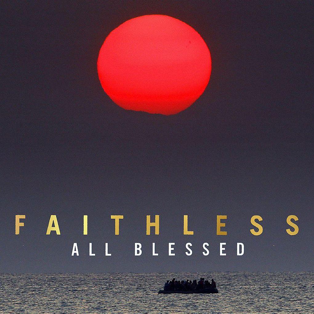 Coperta album Faithless All Blessed