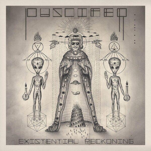 Coperta album Puscifer Existential Reckoning