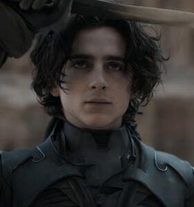 """Timothée Chalamet în trailer-ul filmului """"Dune"""""""