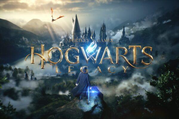 """Jocul video """"Hogwarts Legacy"""" - captură ecran"""