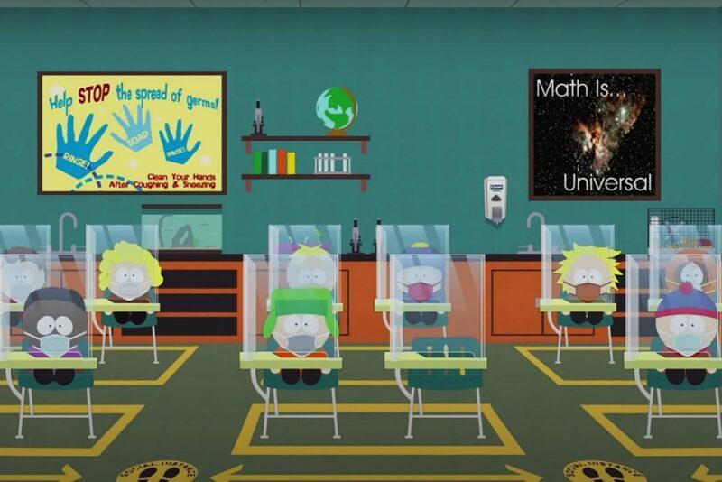 South Park prezintă