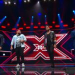 Trupa Super 4 la X Factor 2020 - captură ecran