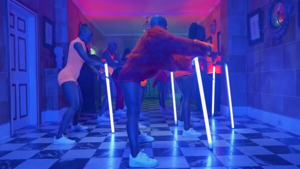 Videoclip Major Lazer Nicki Minaj Oh My Gawd