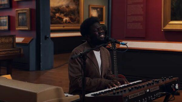 Michael Kiwanuka - Solid Ground
